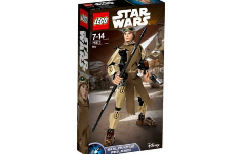 LEGO 75113 Battle Figures Rey