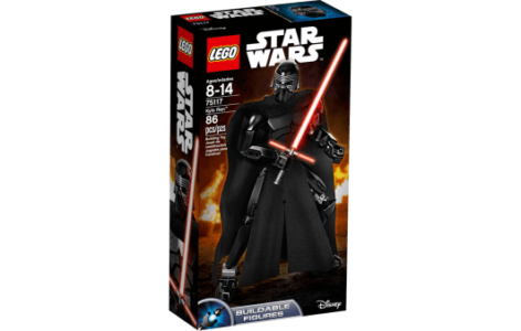 LEGO 75117 Battle Figures Kylo Ren