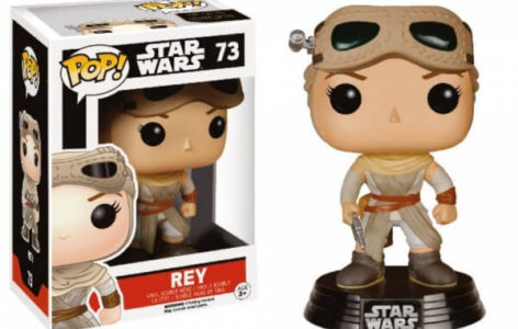 Rey Goggles Limited - Star Wars #73