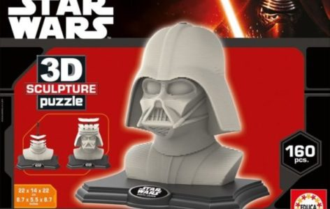 Educa 16500 - 3D Sculpture Puzzle Darth Vader