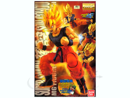figurerise son goku super sayian bandai mg
